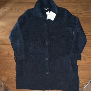 J Jill sweater/cardigan never wore!